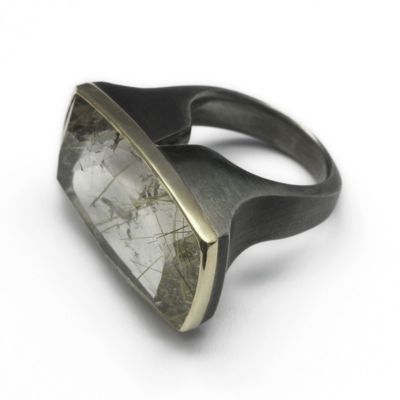design distintivo nuovo massimo ricco e magnifico Anelli | Designer jewelry como | Roca Wood