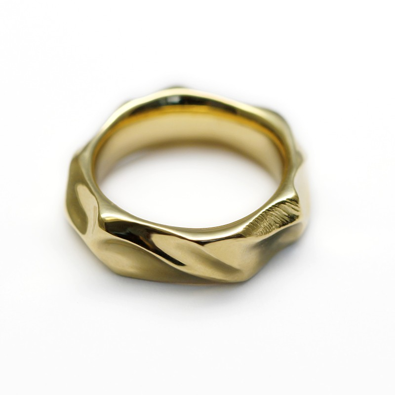 SOLID 10 in oro giallo 18kt